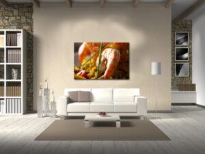 Wandbilder - Leinwand, Acryl, Diabond