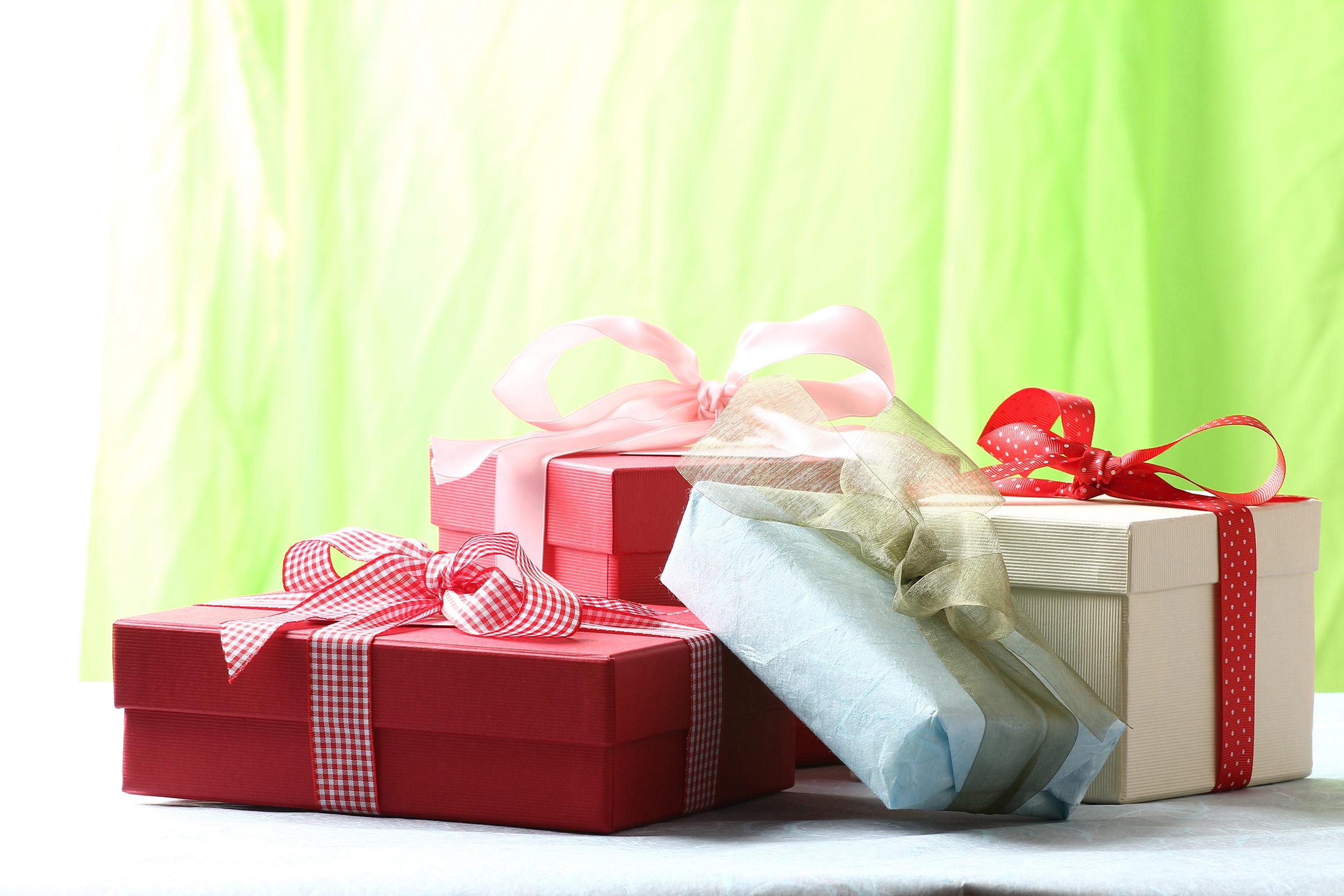 weihnachtsgeschenke auf gr n fotografie grafik webdesign. Black Bedroom Furniture Sets. Home Design Ideas
